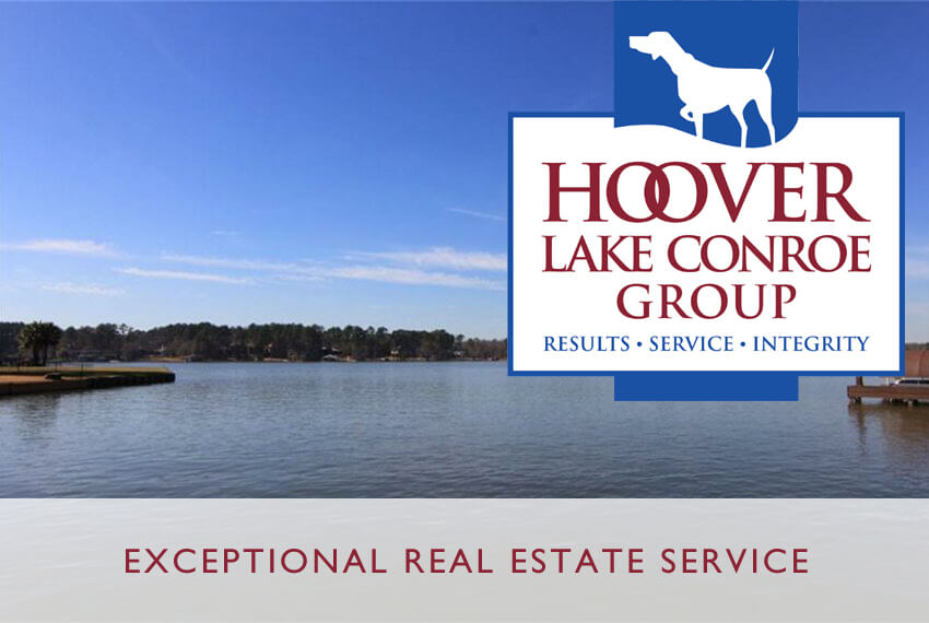 Hoover Lake Conroe Realty Agents Montgomery County TX