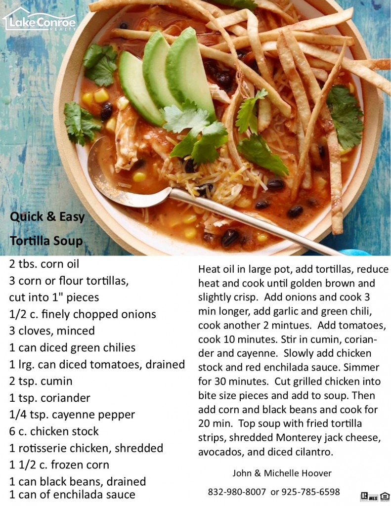 Tortilla Soup for FB